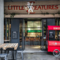 Industrial Bar Style_ Little Creatures Bar Craft Beer Space!