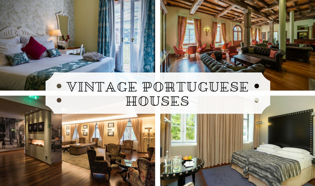 The 2 Dream Vintage Portuguese Houses You Need to Know