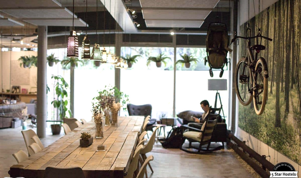 Top 10 Industrial-Chic Hotels And Hostels