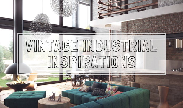 home makeover The Vintage Industrial Inspirations You Needed To Do A Home Makeover capa