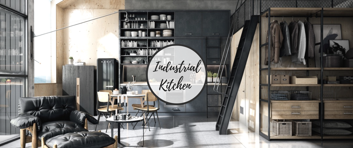Industrial Design: The Kitchen You Ever Wanted
