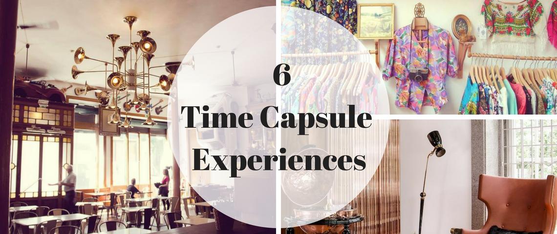 6 Best Time Capsule Experiences in Porto!