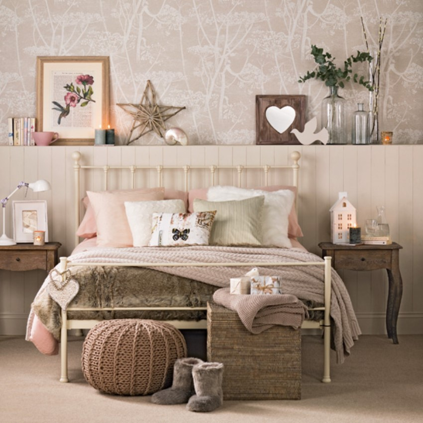Create the Perfect Vintage Bedroom! 2