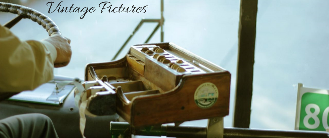 How To Take The Perfect Vintage Picture!