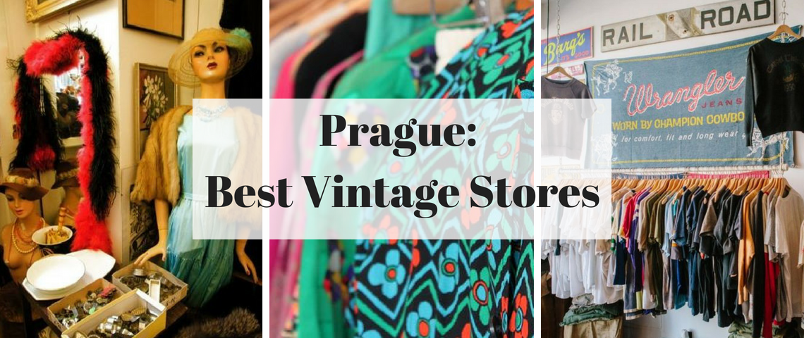 The Best Vintage Stores in Prague!
