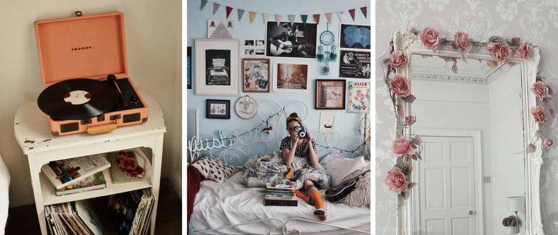 vintage bedroom décor What Is Hot On Pinterest: 5 Vintage Bedroom Décor! What Is Hot On Pinterest 5 Vintage Bedroom D  cor 1140x480