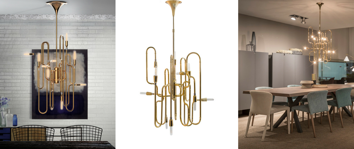Clark Suspension Will Be The Star Of Your Dining Room Décor!