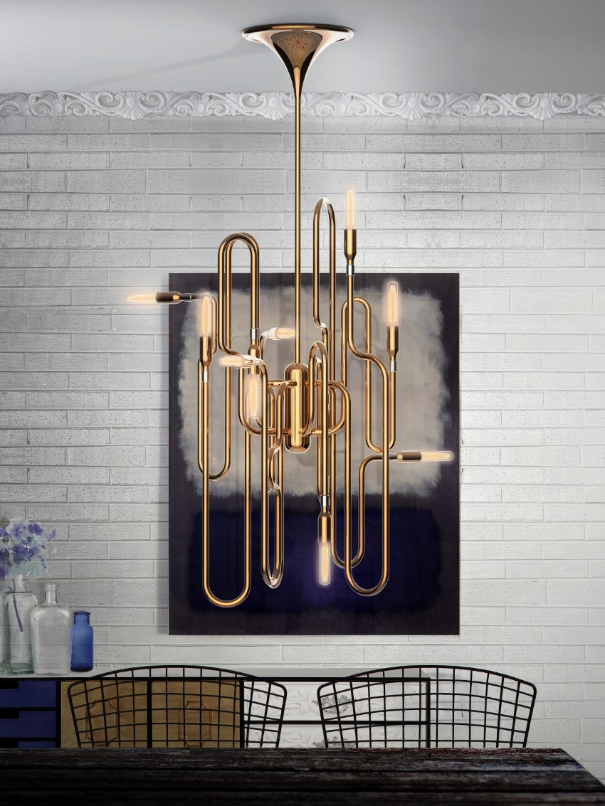Clark Suspension Will Be The Star Of Your Dining Room Décor! 1