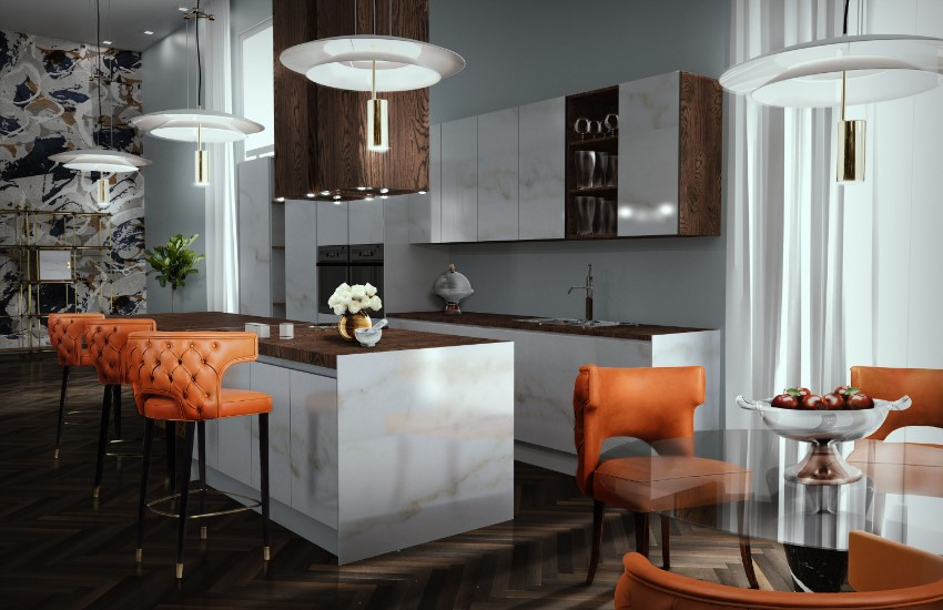 Mid Century Modern Kitchen Décor Is All What We Need! mid century modern kitchen décor Mid Century Modern Kitchen Décor Is All What We Need! basie suspension ambience 01 HR 1