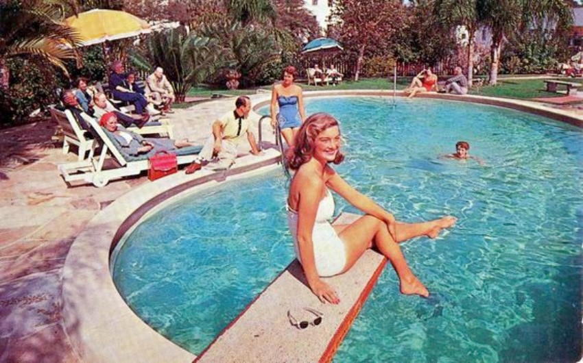 Vintage Pool Party Organize Your Own Vintage Pool Party! 5 2