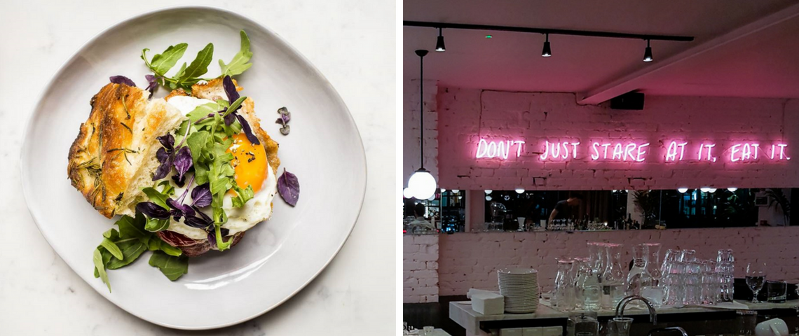 Eat, Pray and Love …The 5 Best Brunches in London!