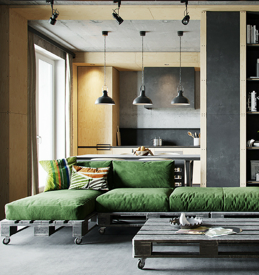 Get The Inspiration For Your Perfect Industrial Living Room! 3 industrial living room Get The Inspiration For Your Perfect Industrial Living Room! Get The Inspiration For Your Perfect Industrial Living Room 3