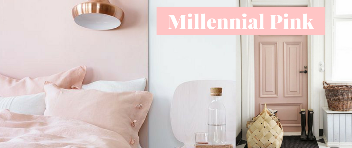 millennial pink Millennial Pink: Is It Possible to Be so In Love? MIllennial Pink 1140x480