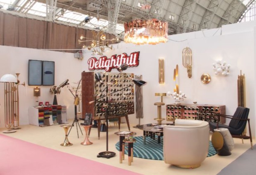 DelightFULL's Stands at 100% Design: A Vintage Throwback in Time!