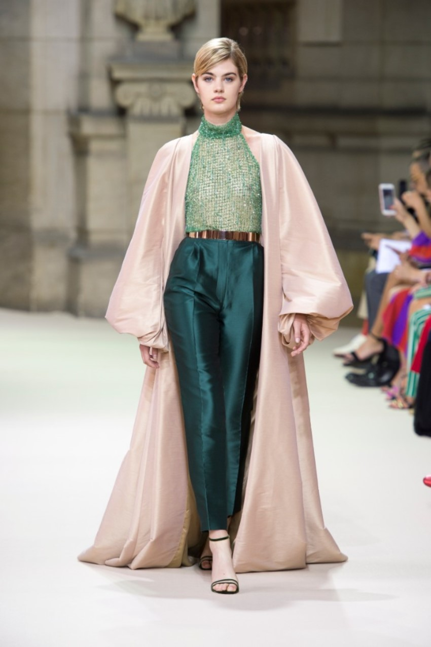 Paris Fashion Week 2018: Get Rid of your Summer clothes!