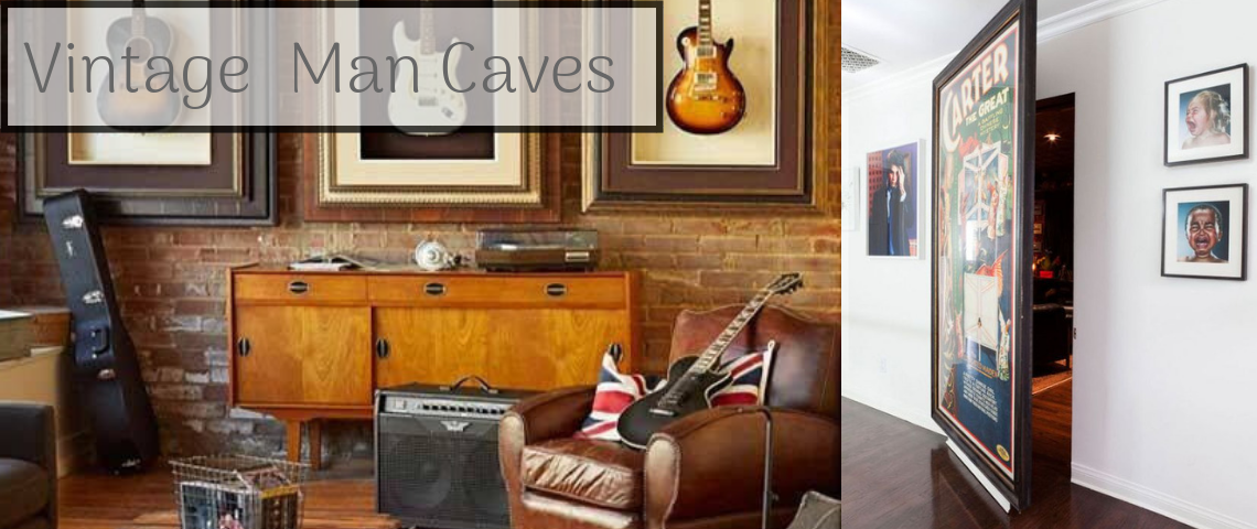 vintage man caves Vintage Man Caves: Examples For Your Next Project! Vintage Man Caves 1140x480