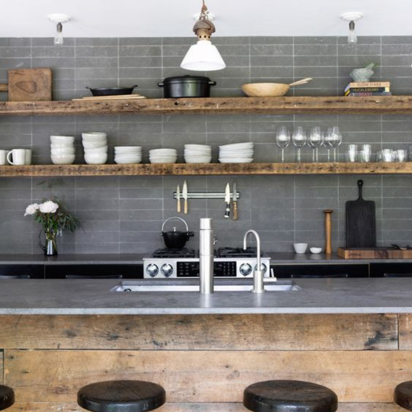 What S Hot On Pinterest New Ideas For Your Industrial Kitchen