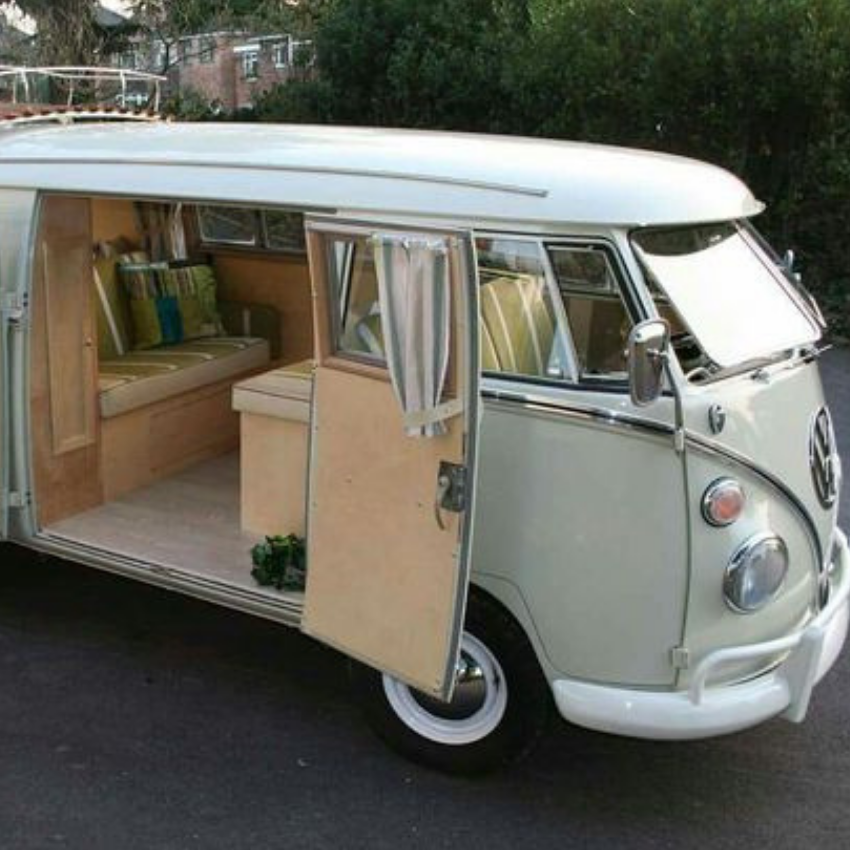Vintage Style For Today_ Camper Vans to Travel are The Best! (3)