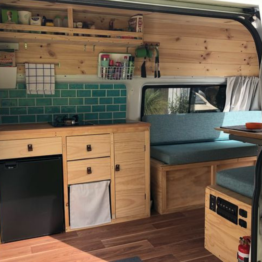 Vintage Style For Today_ Camper Vans to Travel are The Best! (5)