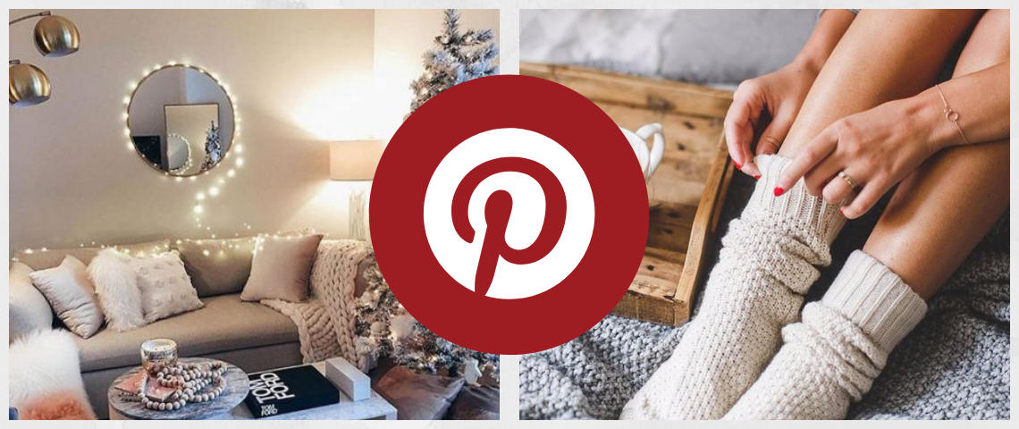 What's Hot on Pinterest Warm and Cozy Interior Design!