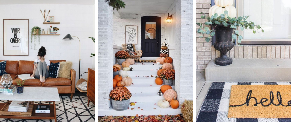 How To Create The Perfect Fall Décor For Your Home!