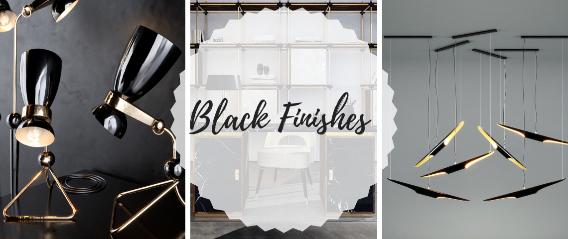 We Are Back With Black Vintage Lamps!