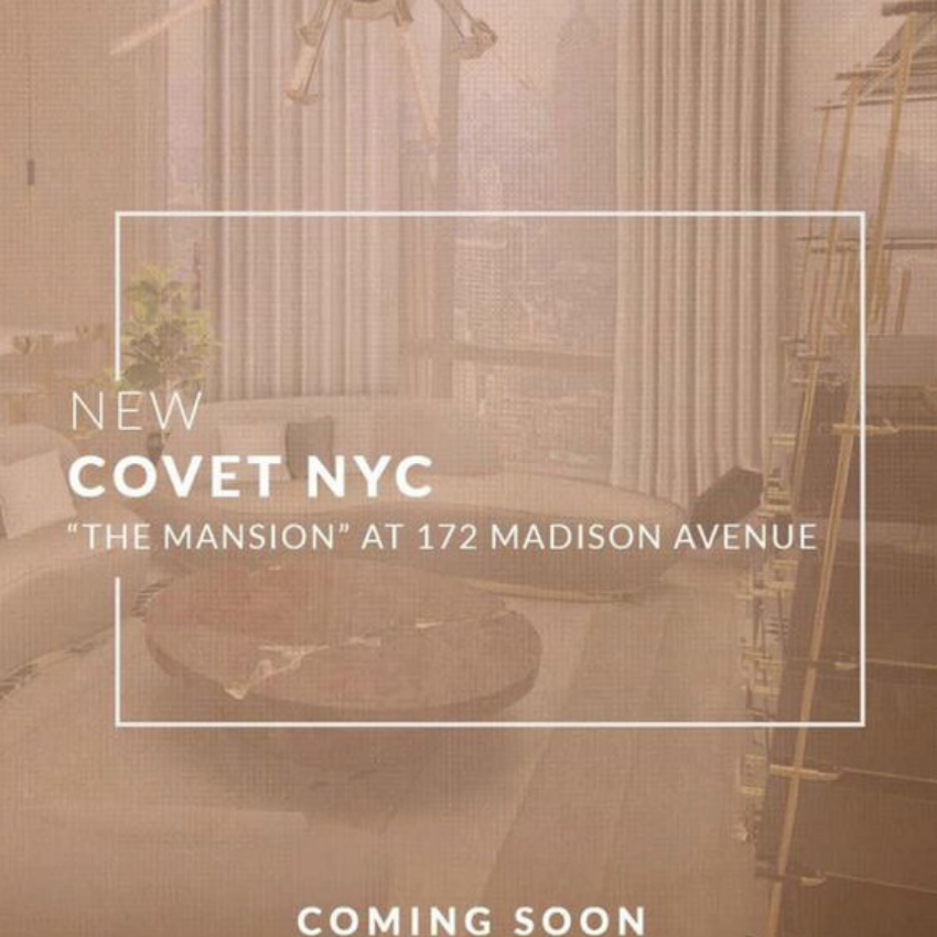 Covet NYC_ The Most Wanted Showroom Will Open Doors! (2) Covet NYC Covet NYC: The Most Wanted Showroom Will Open Doors! Covet NYC  The Most Wanted Showroom Will Open Doors 2