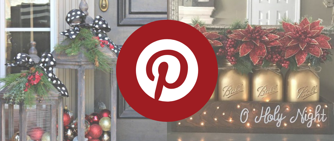 What's Hot On Pinterest Christmas Decoration Ideas For Your Home!
