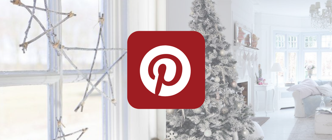 What't Hot On Pinterest: 5 White Christmas Decor Tips