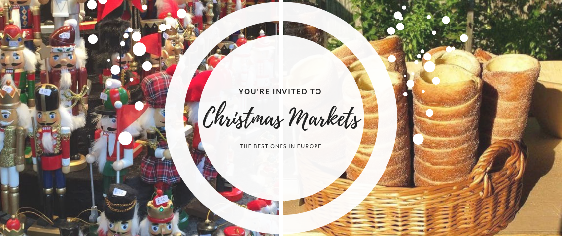Get Into A Groove: The Best Vintage Christmas Markets in Europe!