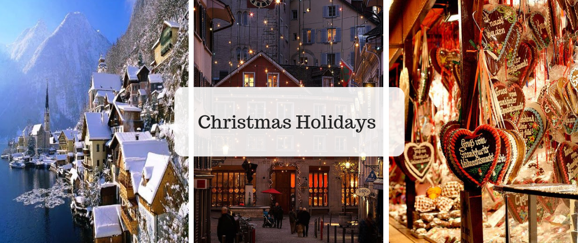 Top 5 Vintage Christmas Holidays To Get Into The Spirit!