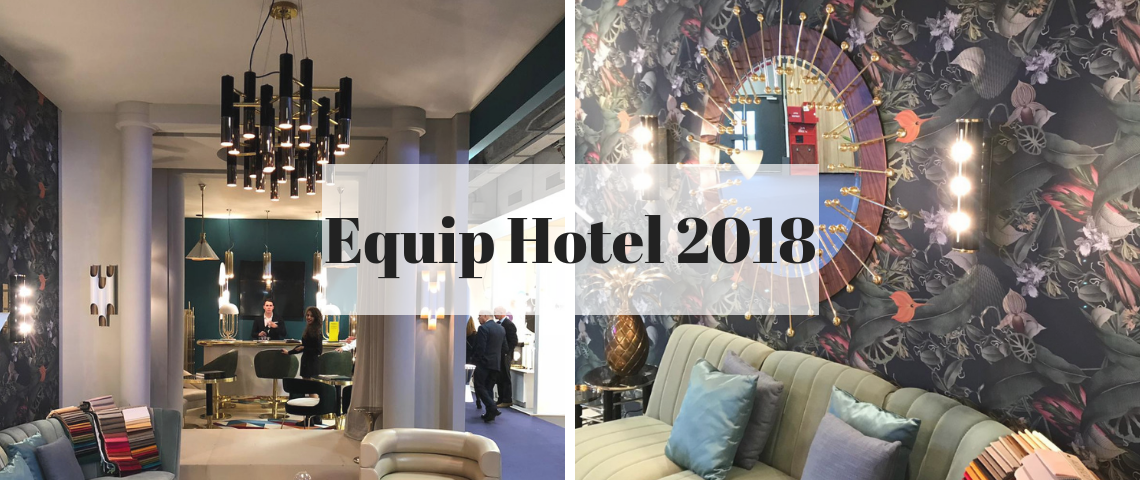 Vintage Lamps at Equip Hotel 2018 You Have To See … And Get!