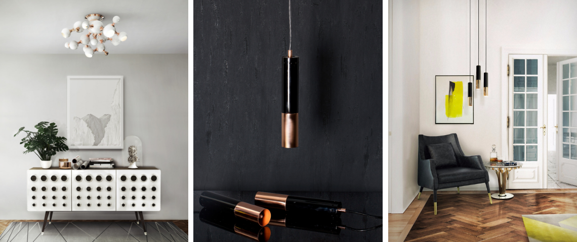 Mid Century Suspension Pieces That Are Ready To Be Yours!