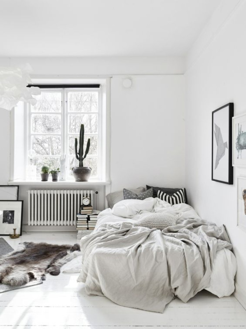 Scandinavian Bedroom Décors That Will Make You Dream! scandinavian bedroom décors What's Hot on Pinterest: Scandinavian Bedroom Décors That Will Make You Dream! 2 7