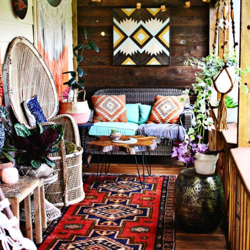 HOT ON PINTEREST 5 Bohemian Interior Design Ideas For Your Home (4) bohemian interior design What is Hot on Pinterest: 5 Bohemian Interior Design Ideas For Your Home HOT ON PINTEREST 5 Bohemian Interior Design Ideas For Your Home 4