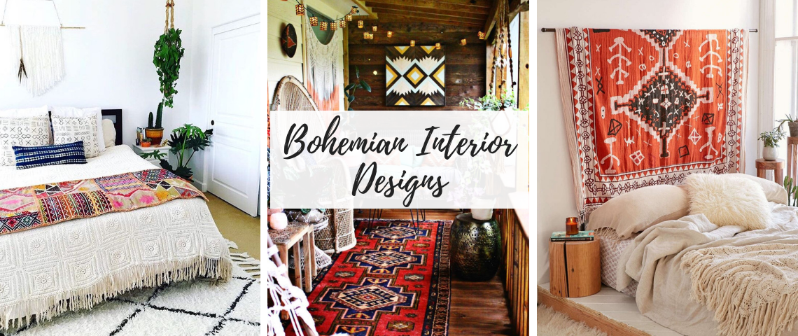 Feel Inspired By The Best Bohemian Interior Design Ideas!
