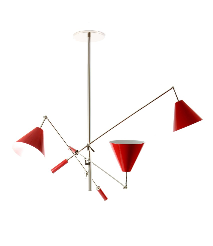 mid century anniversary A Special Mid Century Anniversary with Sinatra Lighting Family! sinatra suspension detail 06 HR