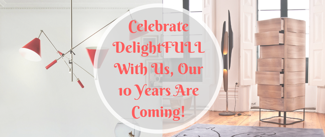 Celebrate DelightFULL With Us, Our 10 Years Are Coming!