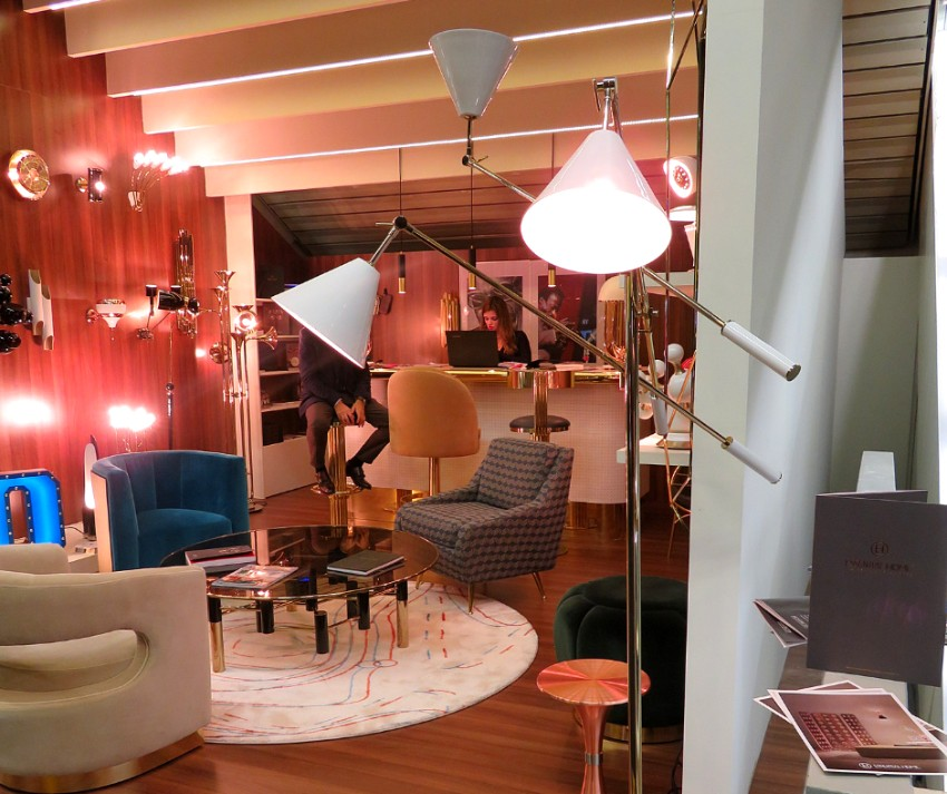 Mid Century Lamps That Are Brightening IMM Cologne 2019! mid century lamps Mid Century Lamps That Are Brightening IMM Cologne 2019! sinatra primeiro
