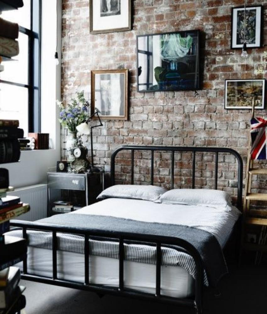 ome Décor_ Vintage Bedroom Decoration (6)
