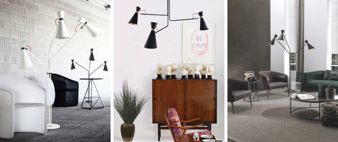 Simone Lighting Family is Going to Rock your World … and Home Décor!