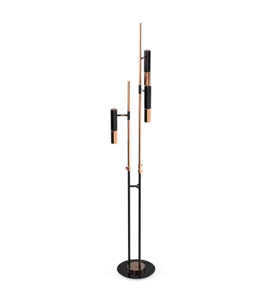 minimalistic design lamps