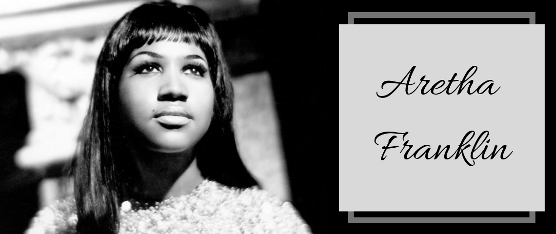 Aretha Franklin: An Icon To Always Remember!