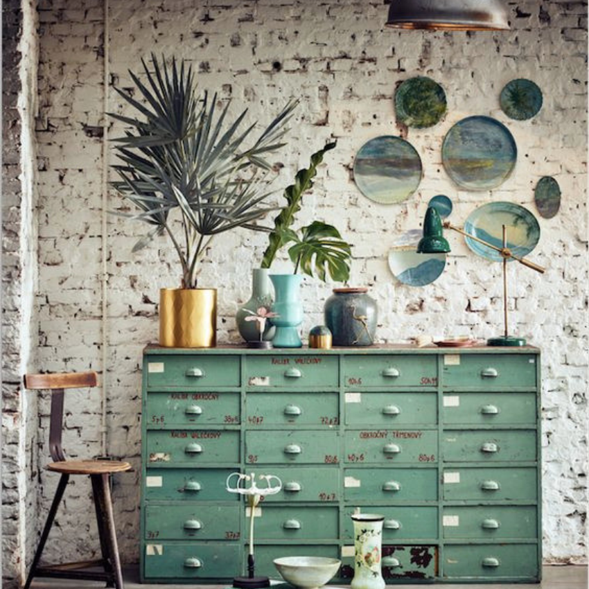 Mix Up Vintage and Industrial Style At Your Home And Discover The Wonders (5) Vintage and Industrial Style Mix Up Vintage and Industrial Style And Discover The Wonders Mix Up Vintage and Industrial Style At Your Home And Discover The Wonders 5