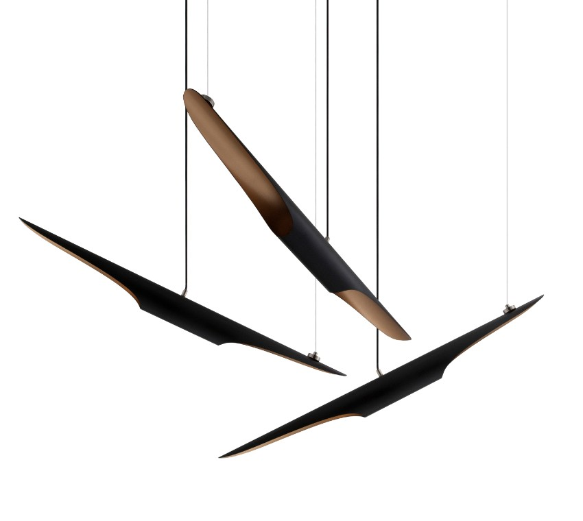 most iconic lighting pieces most iconic lighting pieces iSaloni 2019: The Most Iconic Lighting Pieces You'll see at Euroluce! coltrane suspension detail 01 HR