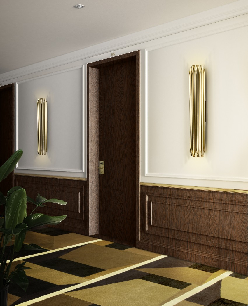 Contract Lighting Pieces: The Best Lighting Fixture For Your Projects! best lighting fixture Contract Lighting Pieces: The Best Lighting Fixture For Your Projects! corredor hotel multimarca