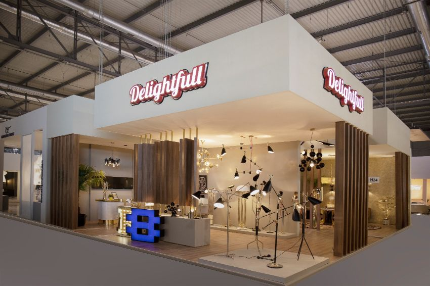 Breaking News: Have a Tour on DelightFULL's booth at iSaloni!  Breaking News: Have a Tour on DelightFULL's booth at iSaloni! 7 2