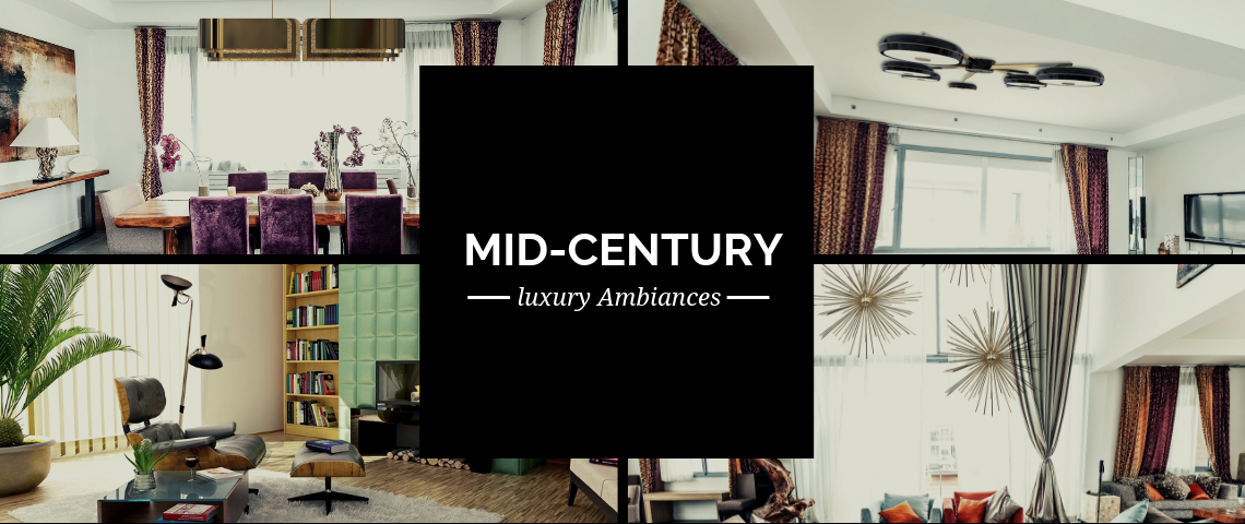Discover The Best Lighting Fixture For Fresh Mid Century Ambiances!