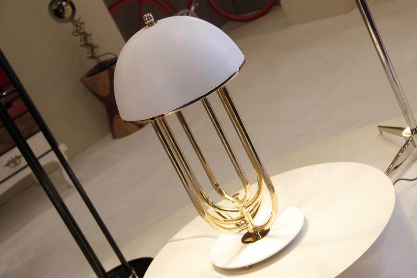 Discover Which Mid Century Lamps Are Going To Enlighten ICFF!