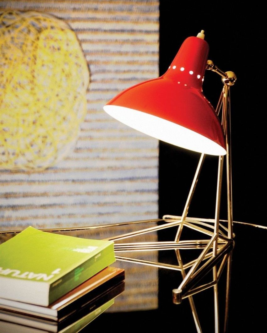 Discover Which Mid Century Lamps Are Going To Enlighten ICFF! mid century lamps Discover Which Mid Century Lamps Are Going To Enlighten ICFF! 7 1